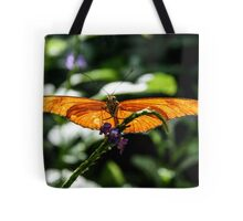 sunning his wings Tote Bag