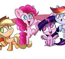 Adorable Friendship by Horrible People Productions