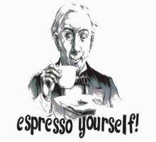 Espresso yourself! Kids Clothes