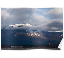 Kamnik Alps mountains, Slovenia Poster