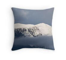 Kamnik Alps mountains, Slovenia Throw Pillow