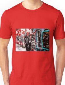 Graffiti Alley Toronto T-Shirt