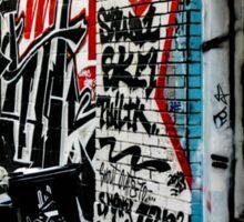 Graffiti Alley Toronto Sticker
