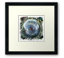 The Atlas of Dreams - Color Plate 118 Framed Print