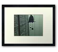 The Bell Framed Print