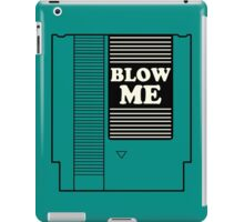 Blow Me - Nes System iPad Case/Skin