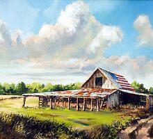 FREDDIE'S BARN by DENNY STEVENSON