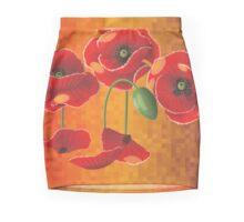 Poppy Spring Pencil Skirt