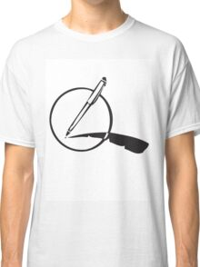 My Pen Is my Quill Classic T-Shirt