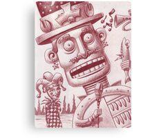 I make you laugh? I'm a clown to you? Canvas Print