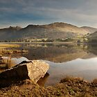 Hartsop Across Brother's Water by SteveMG