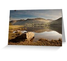 Hartsop Across Brother's Water Greeting Card