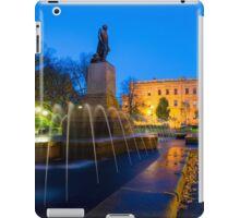 Franklin Square, Hobart, Tasmania iPad Case/Skin