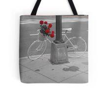 Washington DC Memorial bike Tote Bag