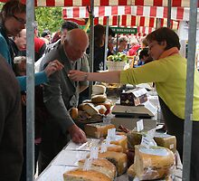 Cheese Festival Brugge by Micky McGuinness