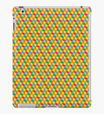Cube Party iPad Case/Skin