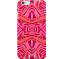 Mostly Pinks Geo Pattern iPhone Case/Skin
