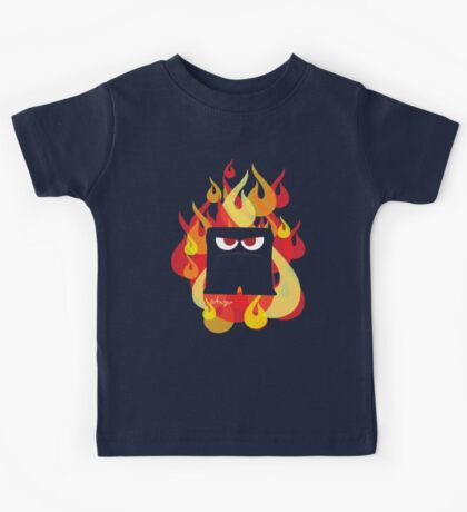 Inside Out - Anger Kids Tee