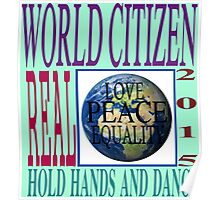 Citizen of the World  Poster