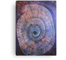 Intimacy = INTO MY SEA Canvas Print
