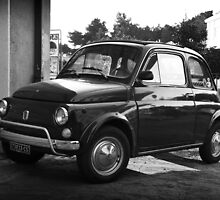 Fiat 500 by Craig Fleming