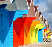 beachhuts by pojka2