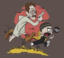 Breaking Bad Calvin And Hobbes Kids Clothes