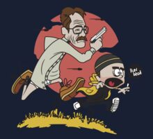 Breaking Bad Calvin And Hobbes One Piece - Long Sleeve