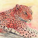 Jaguar by morgansartworld