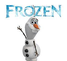 fozen olaf by tekelronaldo