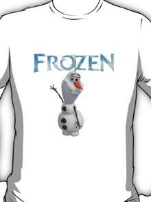 fozen olaf T-Shirt