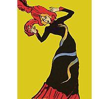 Jane Avril After Henri de Toulouse-Lautrec Photographic Print