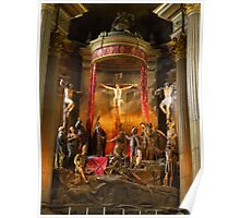 The Crucifixion, Bom Jesus Poster