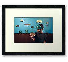 Luigi Homemade Framed Print