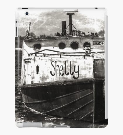 Fishing Vessel Shelly iPad Case/Skin