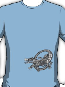 Dancing Alligator Tee T-Shirt