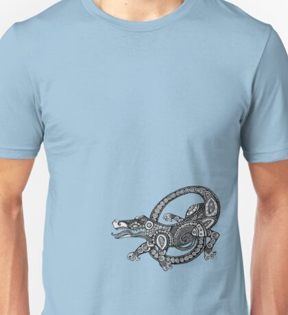 Dancing Alligator Tee Unisex T-Shirt