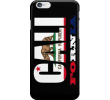 California iPhone / Samsung Galaxy Case iPhone Case/Skin