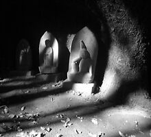 Shadows in a Cave by WaterGardens