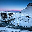 Winter In Iceland by John Dekker