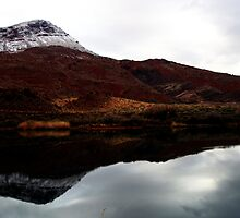 Winter Reflected by Terence Russell