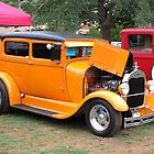 1930&#x27;s FORD Model A by Ann Warrenton