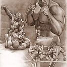 Bob Sapp by Alleycatsgarden