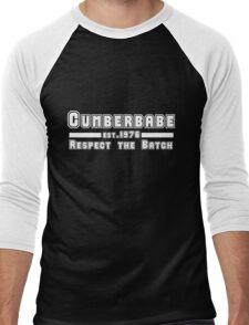 Cumberbabe <3 Benedict Cumberbatch Men's Baseball ¾ T-Shirt