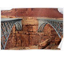 Navajo Bridge(s) Poster