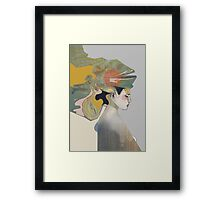 cloudy dream Framed Print