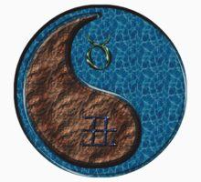 Taurus & Ox Yin Water One Piece - Long Sleeve