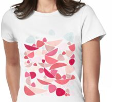 Sea Bed Womens Fitted T-Shirt
