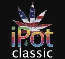 Marijuana T Shirt Ipot classic