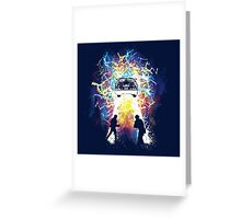 Time Travelers Greeting Card